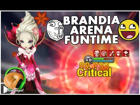 Fire Polar Queen (Brandia) - Summoners War Runes and Guide