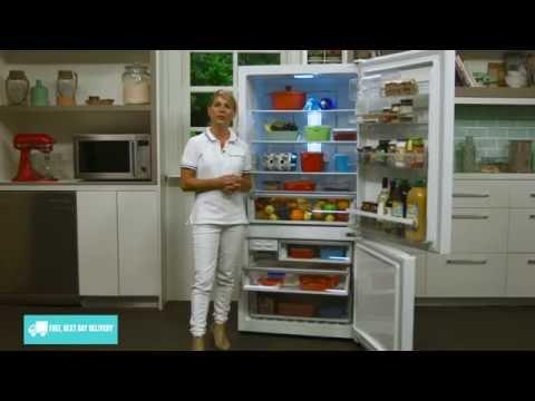 wbe5300warh 530l bottom mount fridge overview appliances online