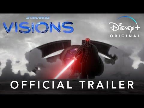Star Wars: Visions | English Dub Trailer | Disney+