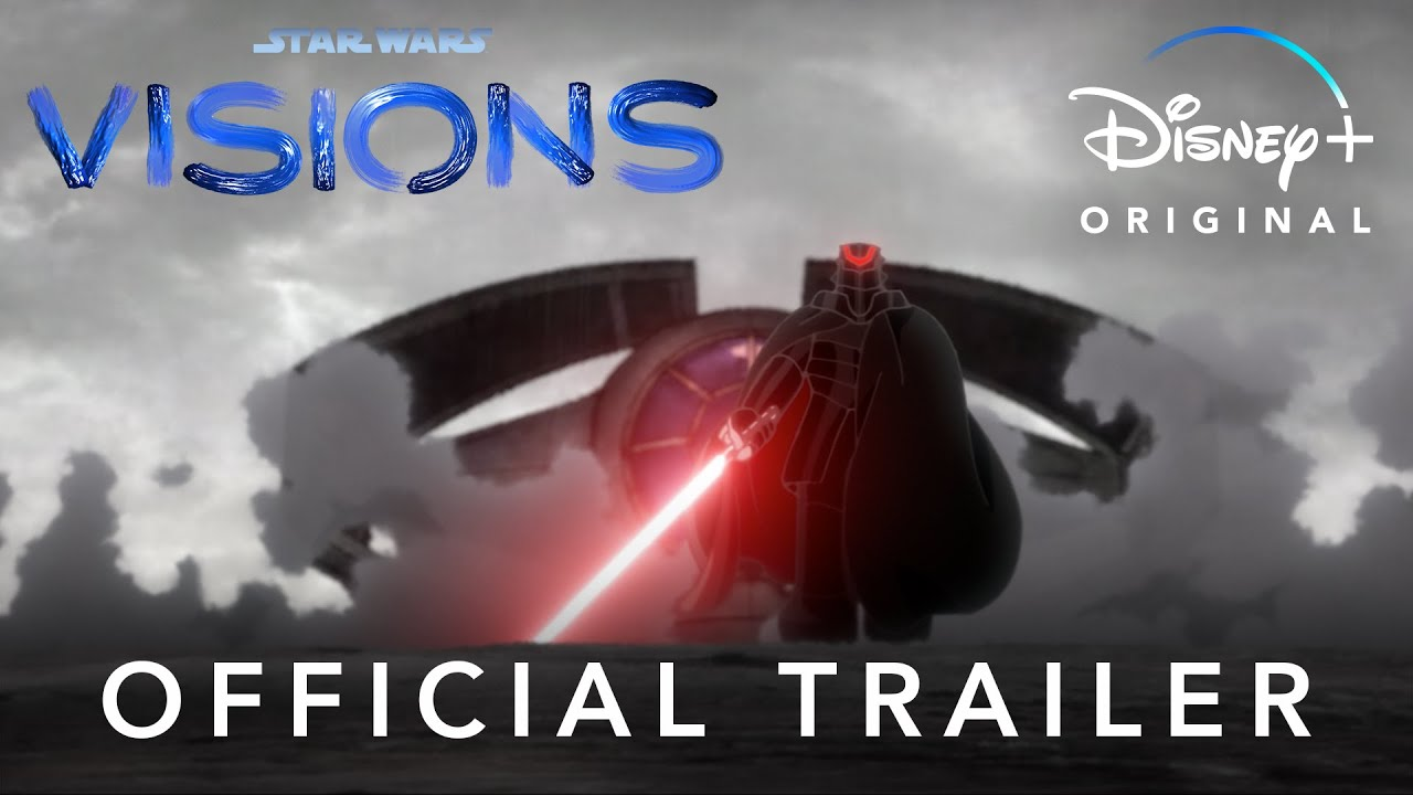 Star Wars: Visions is Here!