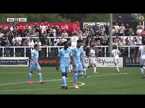 Bromley Notts County Goals And Highlights