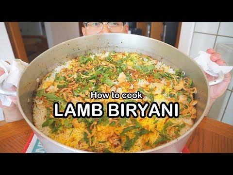 how-to-cook-lamb-biryani