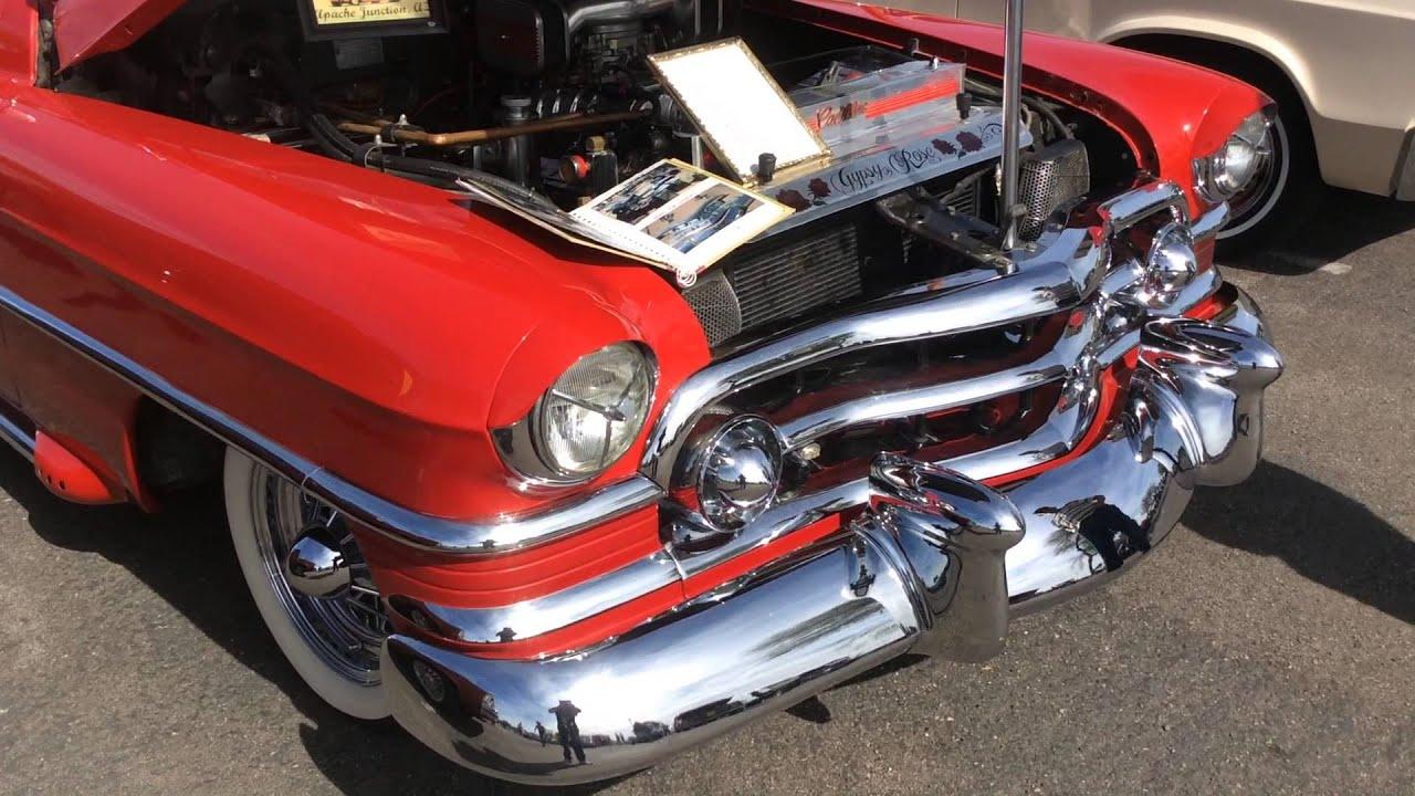 Custom Cadillac At Apache Junction High School Car Show YouTube - Apache junction car show