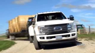 Ford Adaptive Control with 15 Ton Trailer