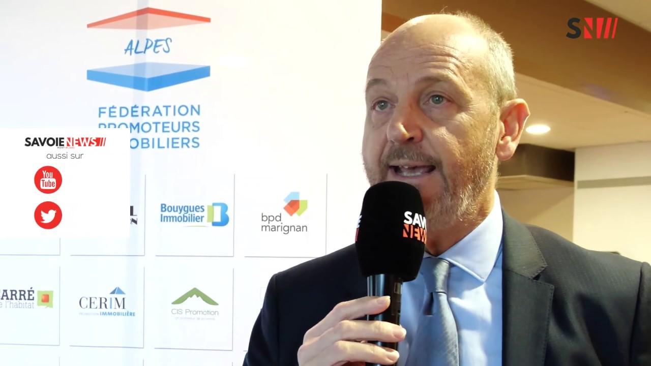 Chambéry / Aix-les-Bains : FPI ALPES : interview d'Olivier Gallais
