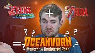 TOTAL ZELDA RIP OFF but I love it | Oceanhorn - Part 1