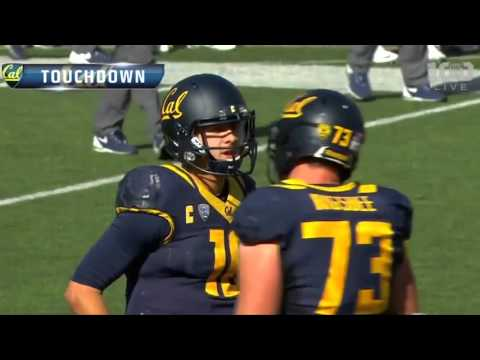 Cal Football: Highlights vs. Washington State
