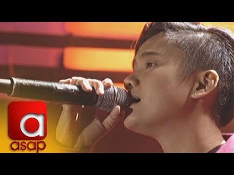 ASAP: Kaye Cal sings