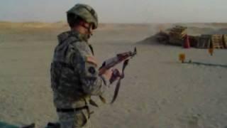 AK-47 Full Auto U.S. Army