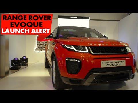 New Launch Alert: 2016 Range Rover Evoque : PowerDrift Team ZigWheels