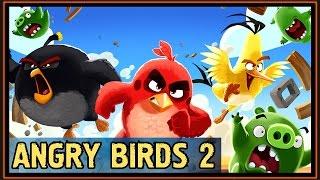 ✅ Сердитые Птички 2 - Angry Birds 2 в Кино