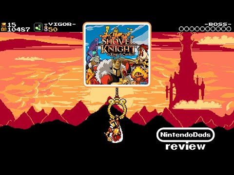 Shovel Knight:King Of Cards - Nintendo Switch Review