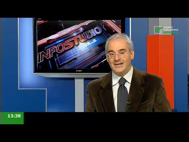 Infostudio il telegiornale della Calabria notizie e approfondimenti - 01 Febbraio 2021 ore 13.30