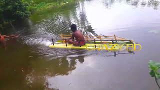 How to make Real Big Bpeed Boat