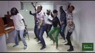 Short n Sweet OdiDance Challenge - Sauti Sol ft Nyashinski with Aggie The Dance Queen
