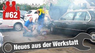 BMW 728i: Totalschaden durch falsche Starthilfe! Und: Lenkradflattern beim 1er BMW - aber warum?