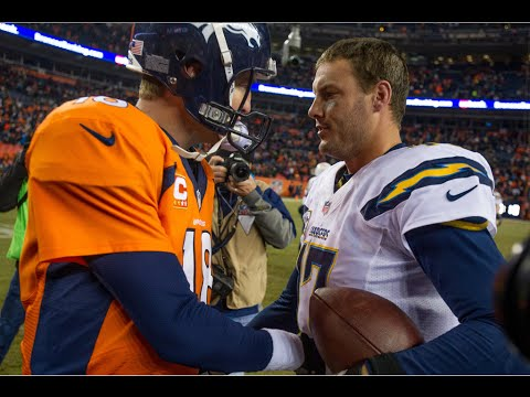 Broncos vs Chargers 2014 W8 Highlights