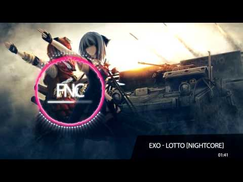 [Nightcore] EXO - Lotto