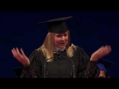 December 2017 Commencement Speaker Alice McGee
