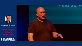 Freek Van der Herten - Building a realtime dashboard with Laravel, Vue and Pusher - Laracon EU 2017