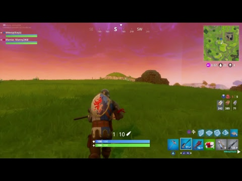 PLAYING fortnite 2300+ KILLS FUSS BOT BACK (PVE N PSN CODE GIVEAWAY)