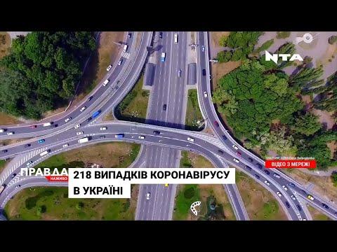 НТА - Незалежне телевізійне агентство: 62 нові випадки коронавірусу за минулу добу в Україні: які області лідирують за кількістю хворих?