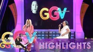 GGV: Regine Velasquez-Alcasid thinks of being the new host of GGV