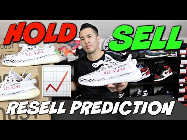 HOLD OR SELL !! YEEZY 350 V2 \