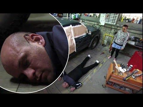 EastEnders - Tina Carter Attacks Stuart Highway (24th July 2018)