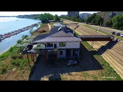 Posejdon film - restoran i apartmani Sremska Mitrovica