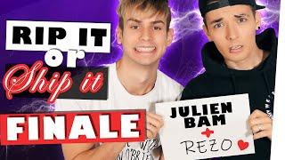 Julien Bam + Rezo? - Rip it or Ship it ft. darkviktory   Kostas Kind