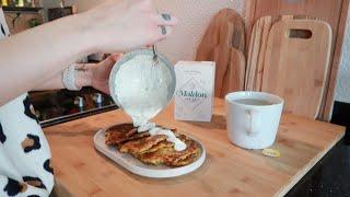 Dailylog#14  |  Birkaç farklı kahvaltılık, granola kasesi, bulletproof coffee