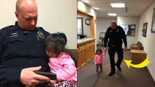 This Father Leaves 2-Year-Old Daughter With Stranger While In Court, Returns To A Surprise.