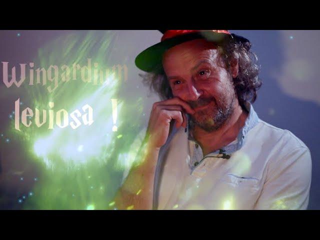 [FCm#1] WINGARDIUM LEVIOSA ! Une interview de François Taddei.