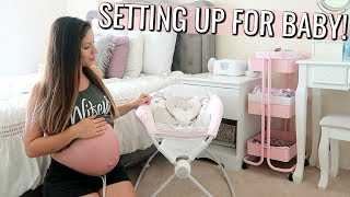 PREPARING FOR BABY