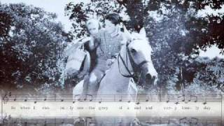THE WHITE HORSES TV THEME by JACKY with Jackie