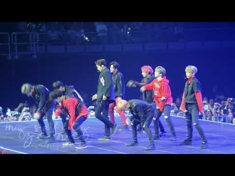 [KCON In Sydney] 20170922 SF9's Monster Cover