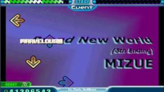 Brand New World-Stepmania
