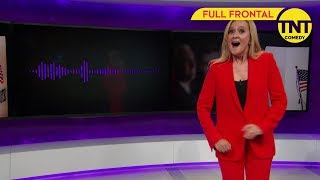"Full Frontal with Samantha Bee | Trumps ""Voter Integrity Commission""  
