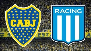 BOCA JUNIORS VS RACING CLUB EN VIVO | SUPERLIGA ARGENTINA 2019 - 2020 FECHA 10