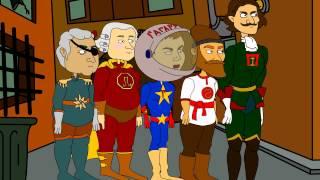 Супергерои России
