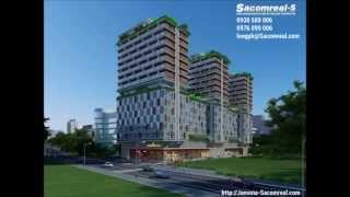 Dự án căn hộ Charmington La Pointe 181 Cao Thắng - Sacomreal