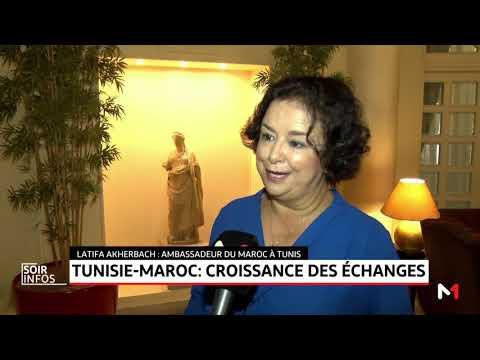 Tunisie-Maroc: croissance des échanges