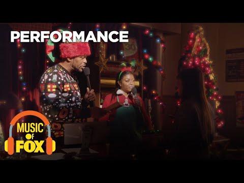 The Gift Rapper ft. Method Man | TARAJI'S WHITE HOT HOLIDAYS