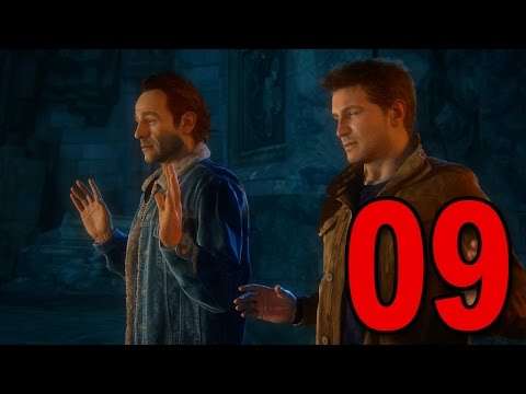 Uncharted 4 Walkthrough - Chapter 9 - Those Who Prove Worthy (Playstation 4 Gameplay)