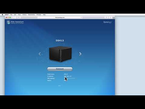 How to setup a Synology NAS Part 4: How to assigning a