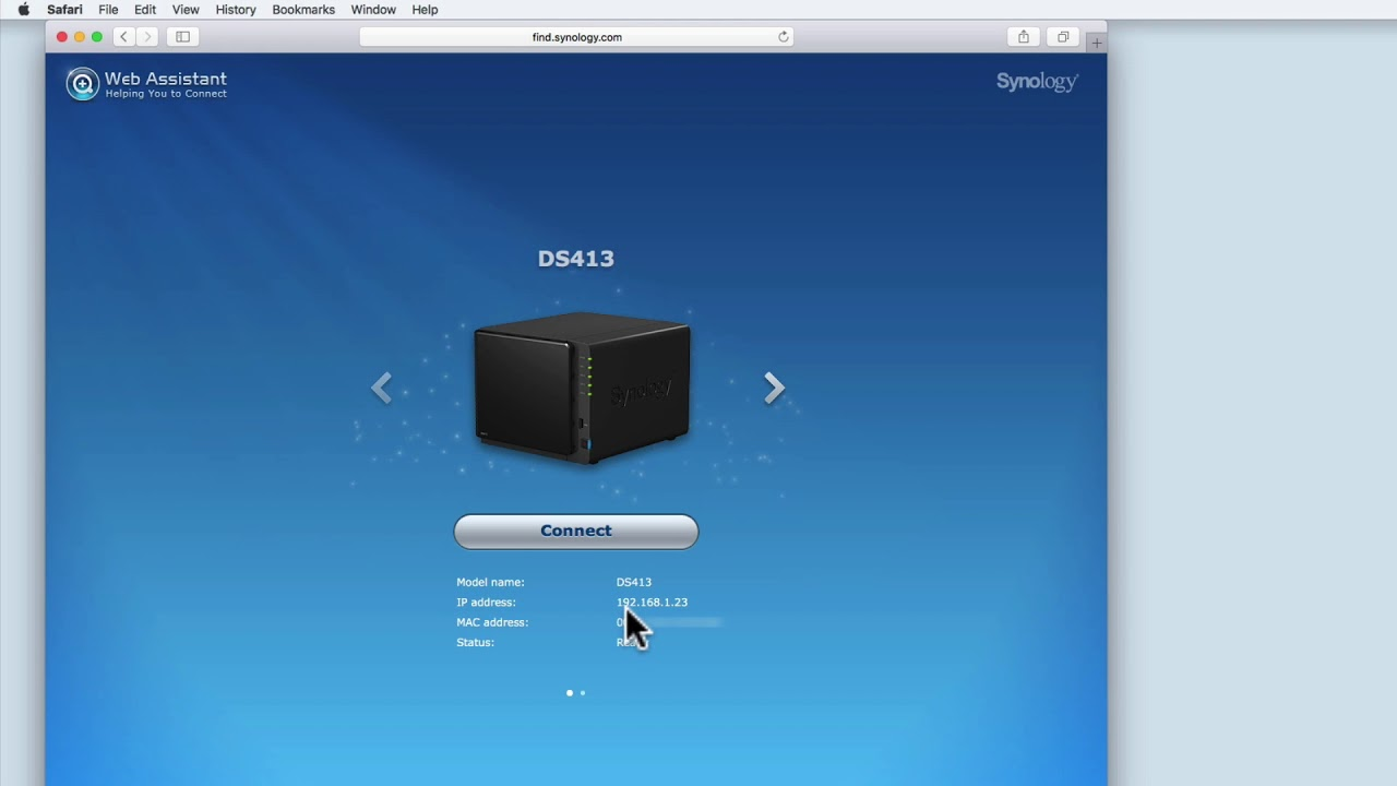 How to setup a Synology NAS Part 4: How to assigning a static IP address to  your NAS