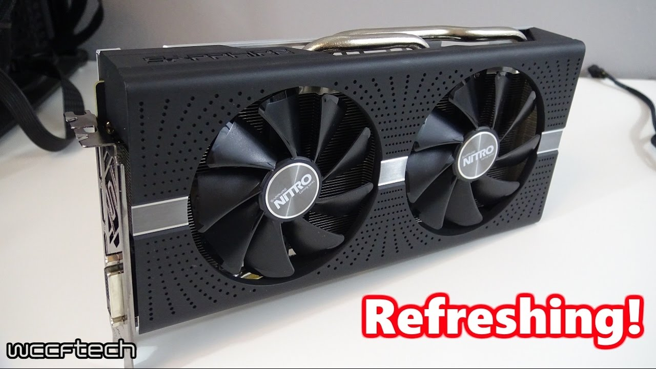 RX 570 | Sapphire Nitro+ Radeon RX 570 4GB Review | Good Enough To Be  Called A New Line
