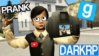 L'ENFANT YOUTUBEUR ! - Garry's Mod DarkRP
