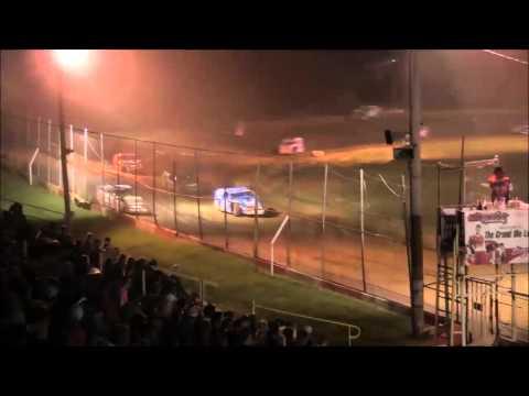 USMTS @ Monett Speedway A Main- Jason Hughes #12